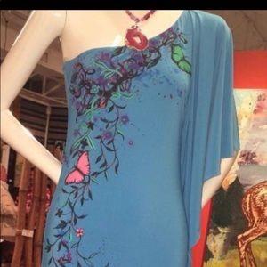 Abi Ferrin One of a Kind Designer Dress
